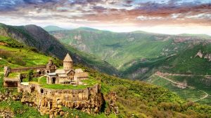 Экскурсионные туры в Армению 2018