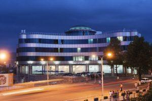 Отель Европа в Степанакерте