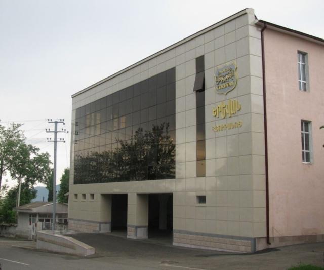 Отель Ереван в Степанакерте