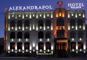 Отель Александраполь в Гюмри