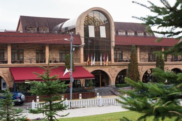 Отель Кечарис Цахкадзор