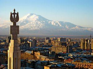 Майские праздники в Армении 2018