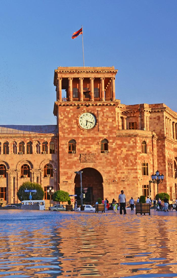 майские праздники недорого в Армении
