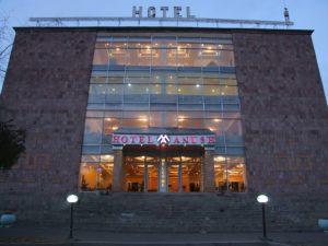 Отель Ануш