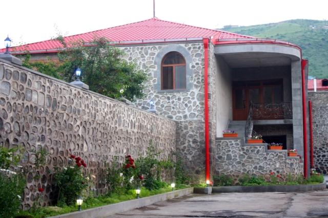 Отель Кристи Горис