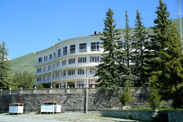 Отель Голубой Севан