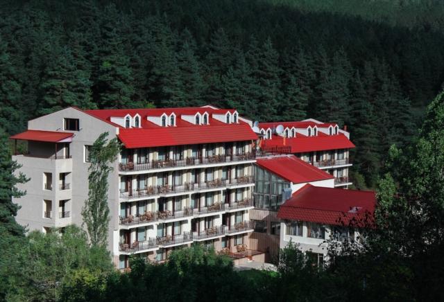 Отель Бест Вестерн Парадиз Дилиджан
